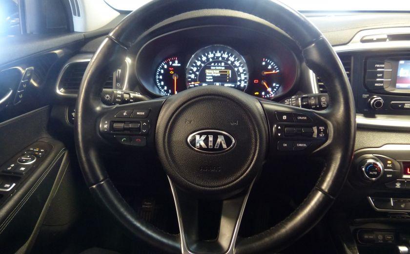 2016 Kia Sorento 2.0L Turbo EX (CUIR-CAMERA-MAGS ) A/C Gr-Électriqu #10