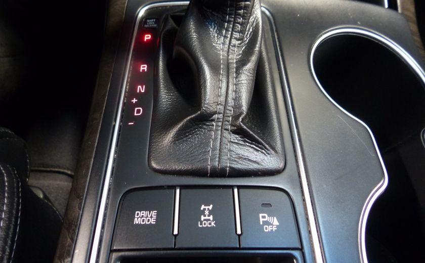 2016 Kia Sorento 2.0L Turbo EX (CUIR-CAMERA-MAGS ) A/C Gr-Électriqu #19