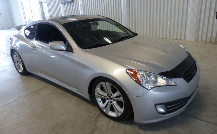 2011 Hyundai Genesis GT (TOIT-MAGS) A/C Gr-Électrique #0