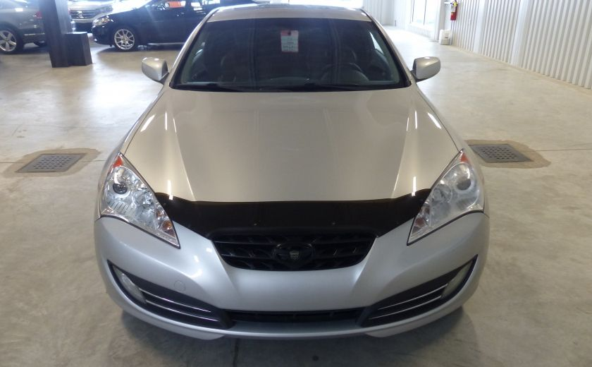 2011 Hyundai Genesis GT (TOIT-MAGS) A/C Gr-Électrique #1