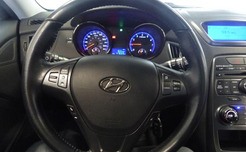 2011 Hyundai Genesis GT (TOIT-MAGS) A/C Gr-Électrique #10