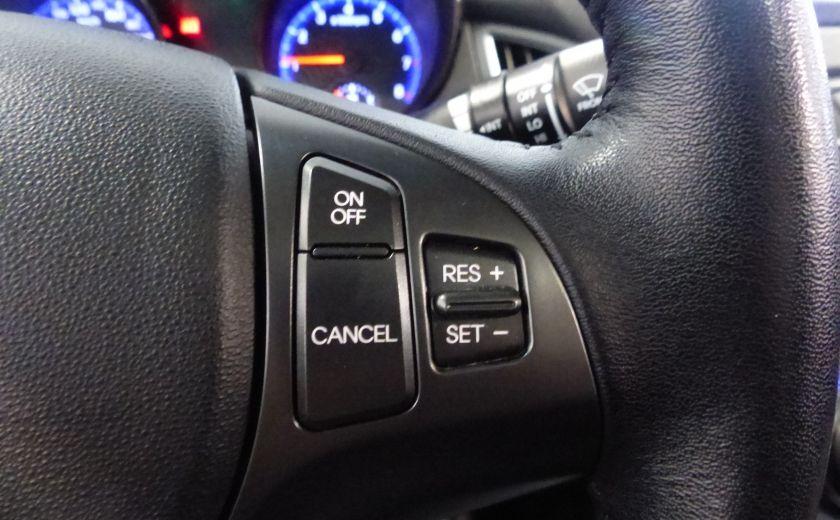 2011 Hyundai Genesis GT (TOIT-MAGS) A/C Gr-Électrique #11
