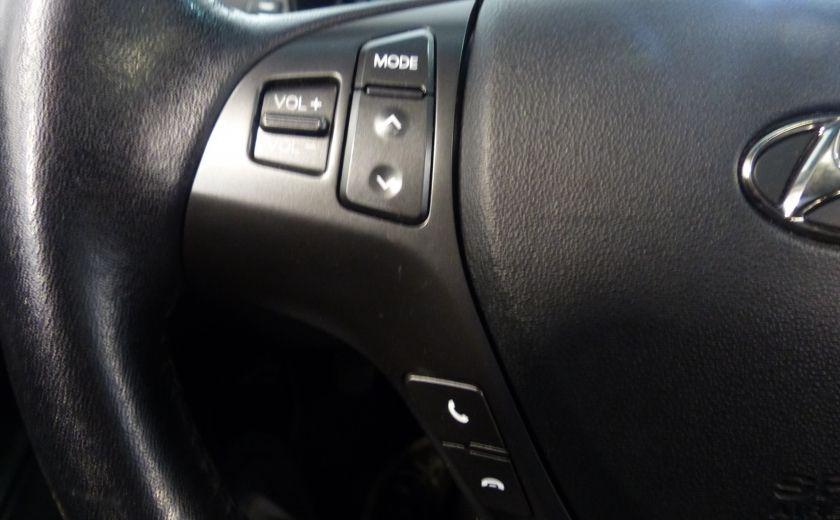 2011 Hyundai Genesis GT (TOIT-MAGS) A/C Gr-Électrique #15
