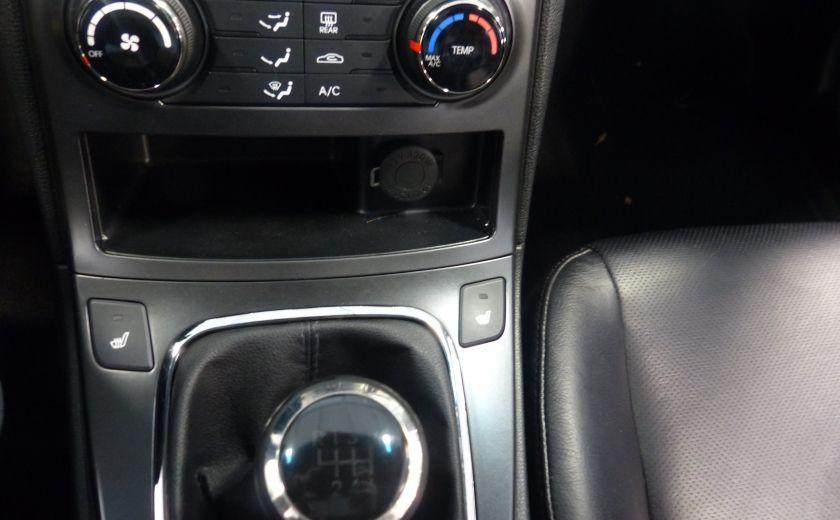 2011 Hyundai Genesis GT (TOIT-MAGS) A/C Gr-Électrique #17