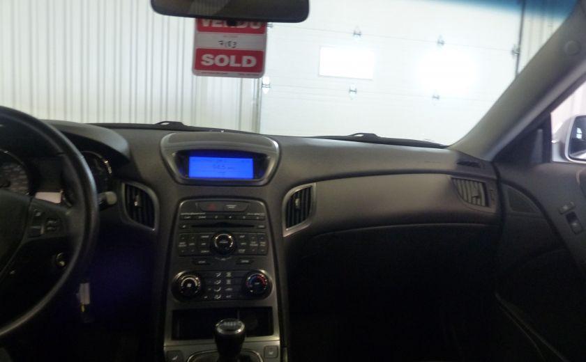 2011 Hyundai Genesis GT (TOIT-MAGS) A/C Gr-Électrique #18