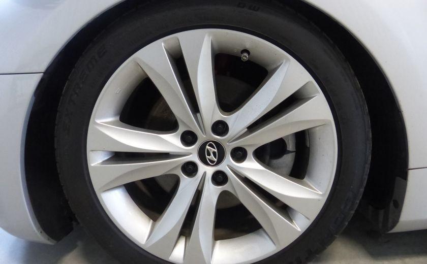 2011 Hyundai Genesis GT (TOIT-MAGS) A/C Gr-Électrique #22