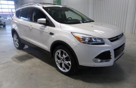 2013 Ford Escape Titanium AWD (TOIT-CUIR-NAV) A/C Camera in New Richmond