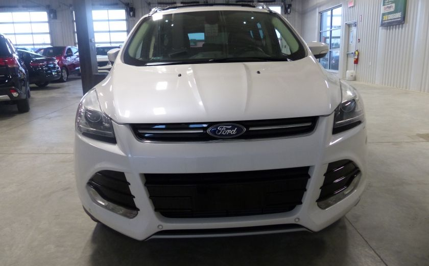 2013 Ford Escape Titanium AWD (TOIT-CUIR-NAV) A/C Camera #1
