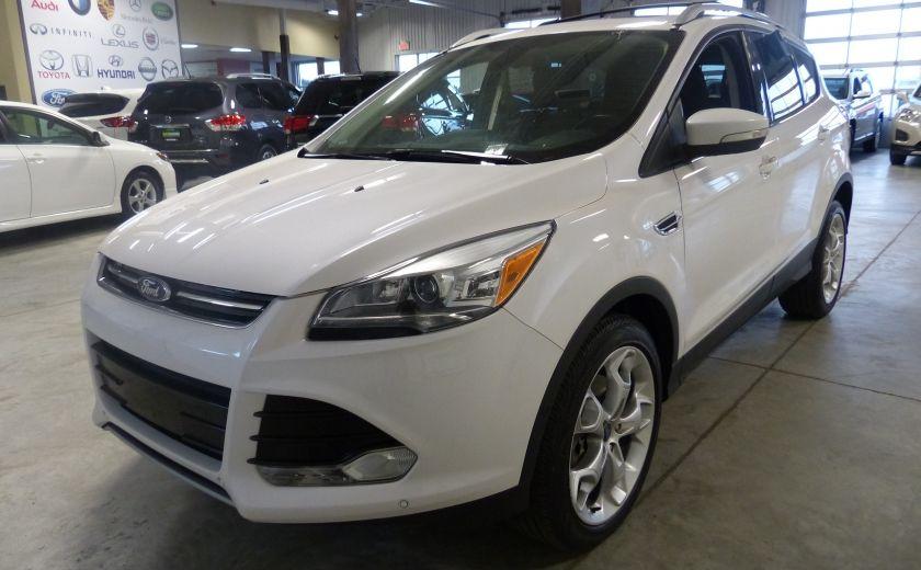 2013 Ford Escape Titanium AWD (TOIT-CUIR-NAV) A/C Camera #2