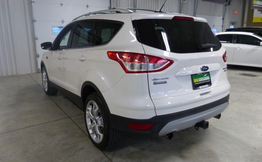 2013 Ford Escape Titanium AWD (TOIT-CUIR-NAV) A/C Camera #4
