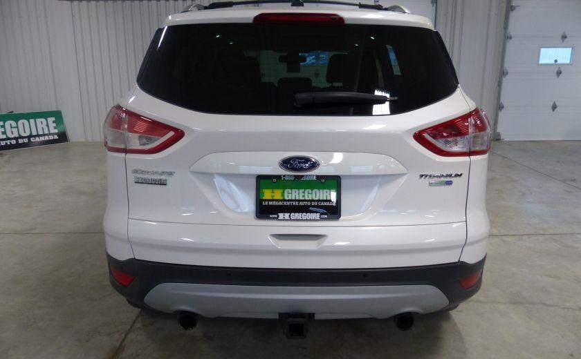 2013 Ford Escape Titanium AWD (TOIT-CUIR-NAV) A/C Camera #5