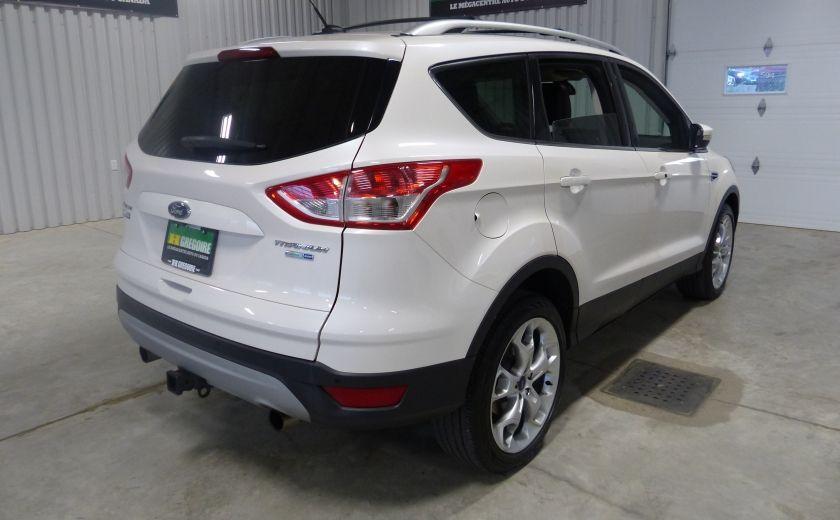 2013 Ford Escape Titanium AWD (TOIT-CUIR-NAV) A/C Camera #6