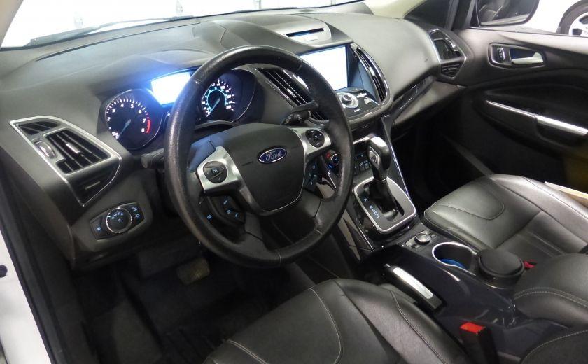 2013 Ford Escape Titanium AWD (TOIT-CUIR-NAV) A/C Camera #8