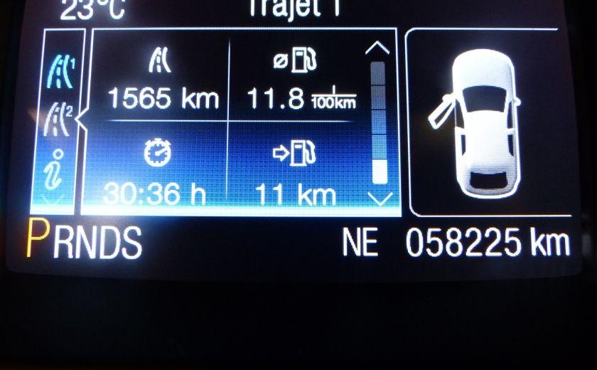 2013 Ford Escape Titanium AWD (TOIT-CUIR-NAV) A/C Camera #13