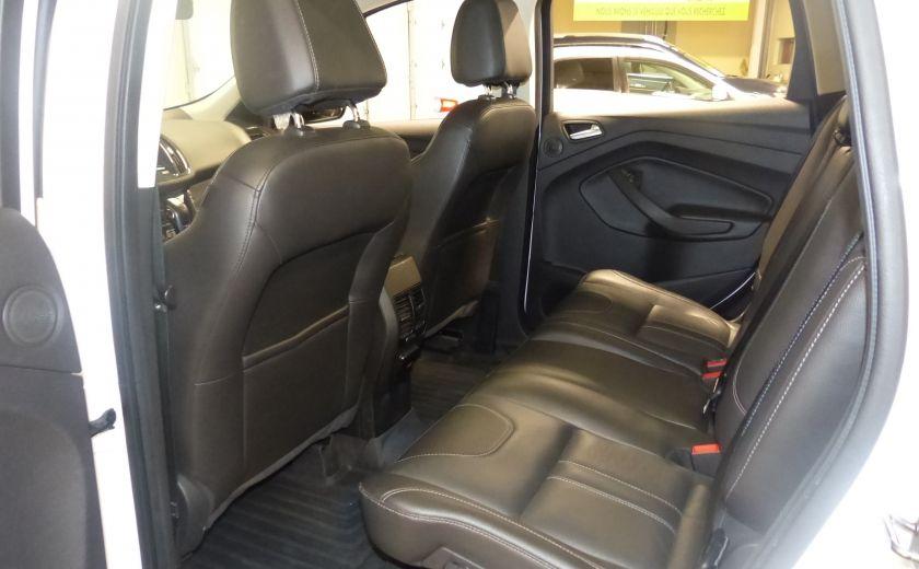 2013 Ford Escape Titanium AWD (TOIT-CUIR-NAV) A/C Camera #24