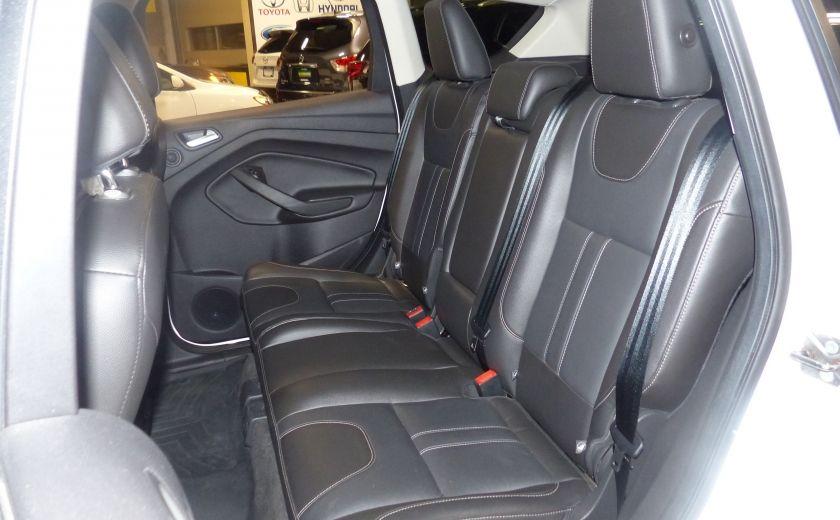 2013 Ford Escape Titanium AWD (TOIT-CUIR-NAV) A/C Camera #25