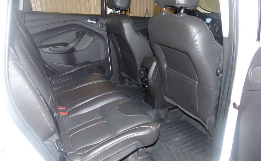 2013 Ford Escape Titanium AWD (TOIT-CUIR-NAV) A/C Camera #28