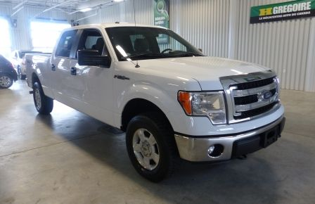 2014 Ford F150 XLT 4X4 Crew Cab Boite 6.5 Pieds (Mags-Bluetooth) à New Richmond
