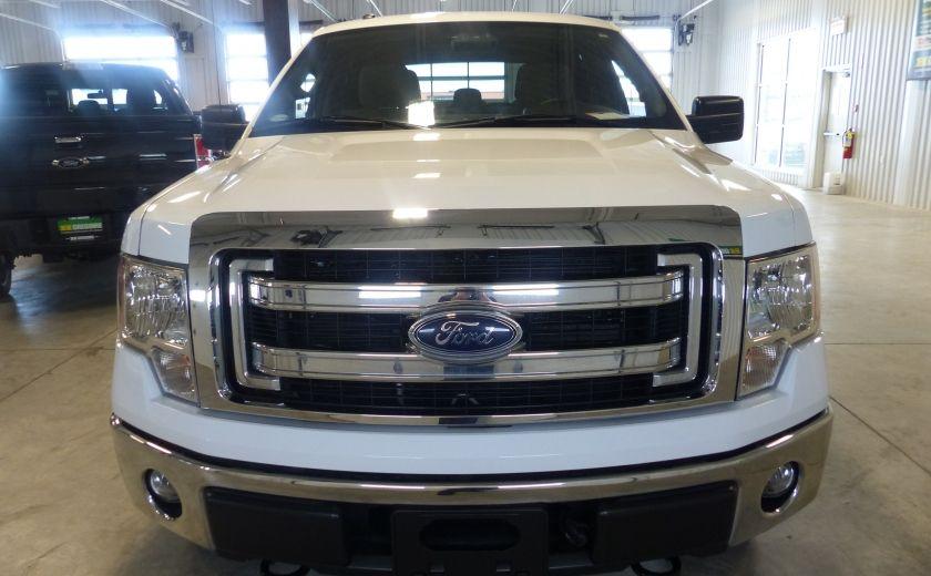 2014 Ford F150 XLT 4X4 Crew Cab Boite 6.5 Pieds (Mags-Bluetooth) #1