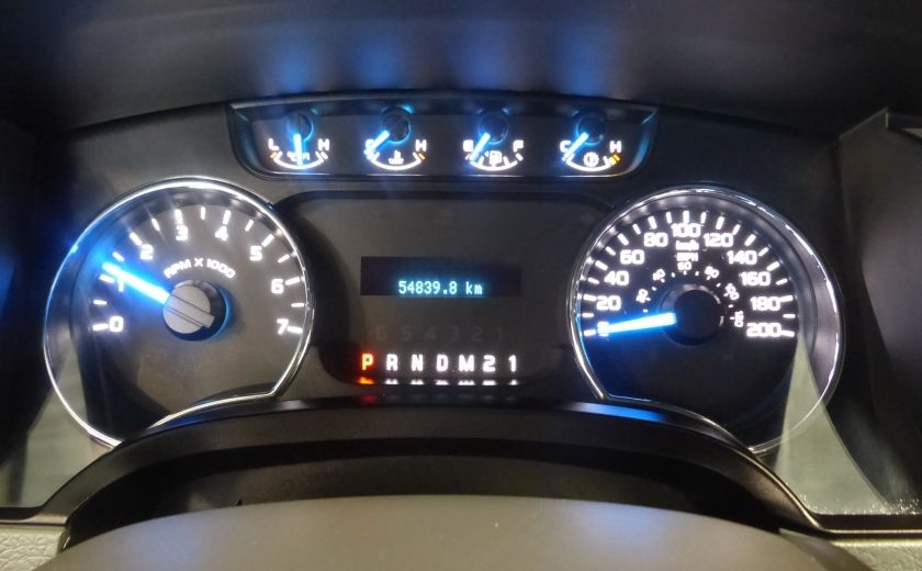 2014 Ford F150 XLT 4X4 Crew Cab Boite 6.5 Pieds (Mags-Bluetooth) #12