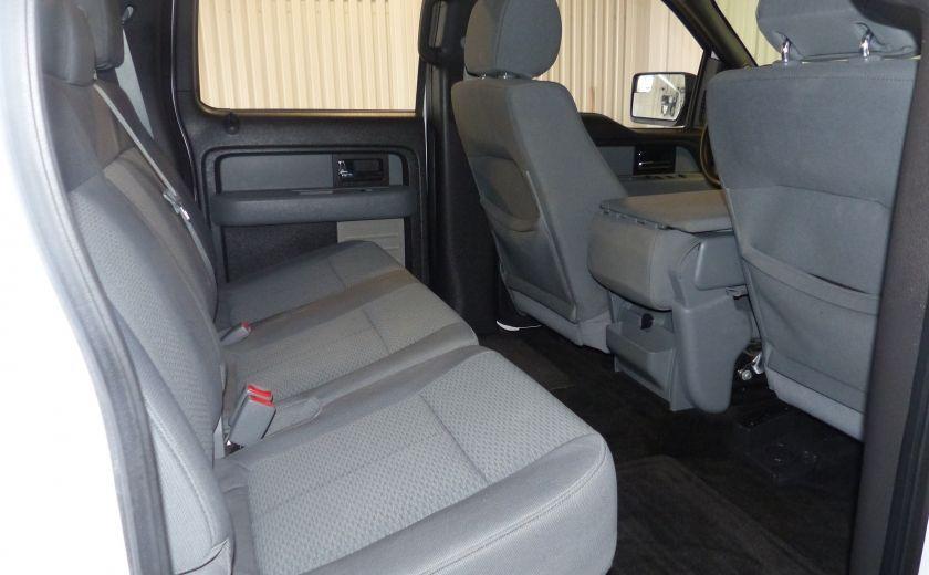 2014 Ford F150 XLT 4X4 Crew Cab Boite 6.5 Pieds (Mags-Bluetooth) #24
