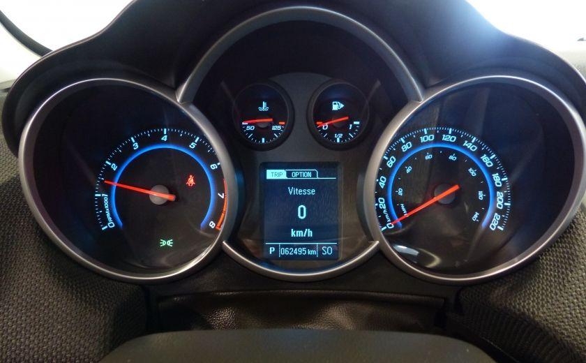 2014 Chevrolet Cruze 1LT  TURBO A/C Gr-Électrique #13
