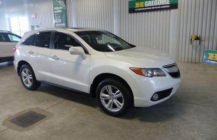 2014 Acura RDX Tech Pkg AWD (CUIR-TOIT-NAV) Camera in Sept-Îles