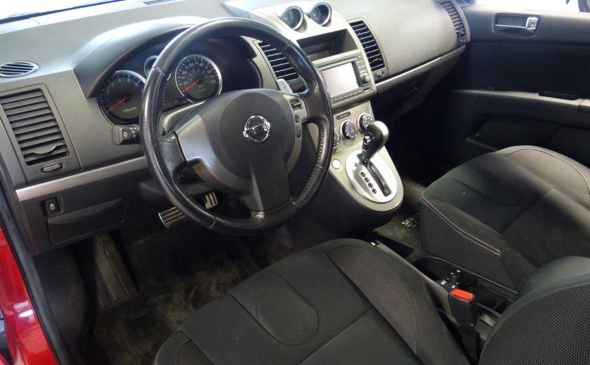 2012 Nissan Sentra SE-R (TOIT-NAV-MAGS) Camera A/C Gr-Électrique #9