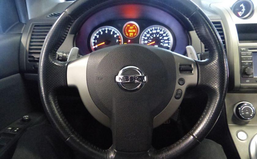 2012 Nissan Sentra SE-R (TOIT-NAV-MAGS) Camera A/C Gr-Électrique #10