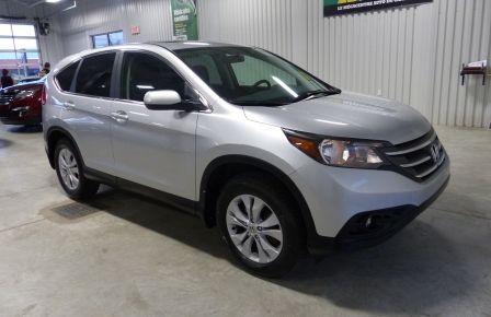 2012 Honda CRV EX-L AWD ( TOIT-CAMERA-CUIR) A/C Gr-Électrique in New Richmond