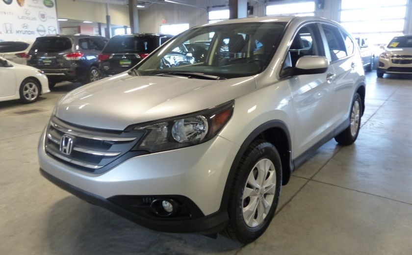 2012 Honda CRV EX-L AWD ( TOIT-CAMERA-CUIR) A/C Gr-Électrique #2
