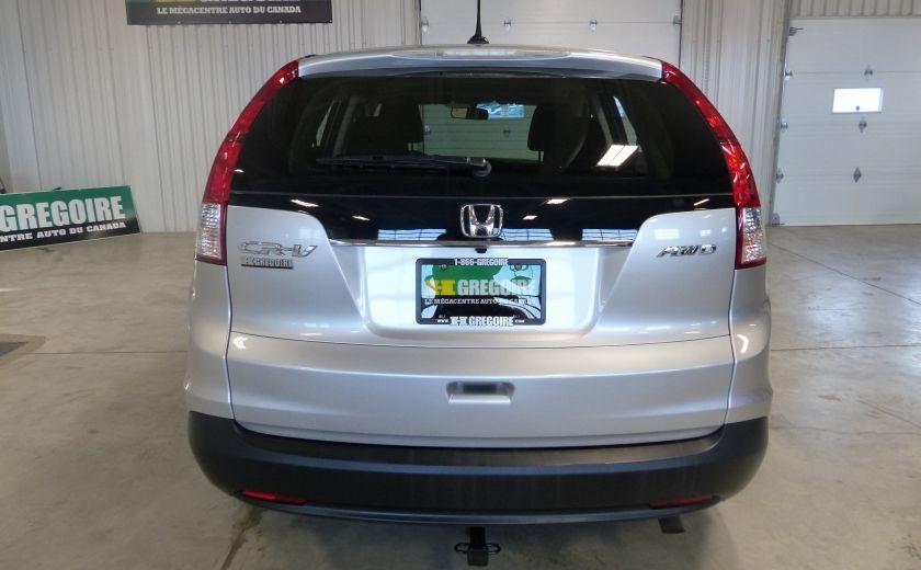 2012 Honda CRV EX-L AWD ( TOIT-CAMERA-CUIR) A/C Gr-Électrique #5
