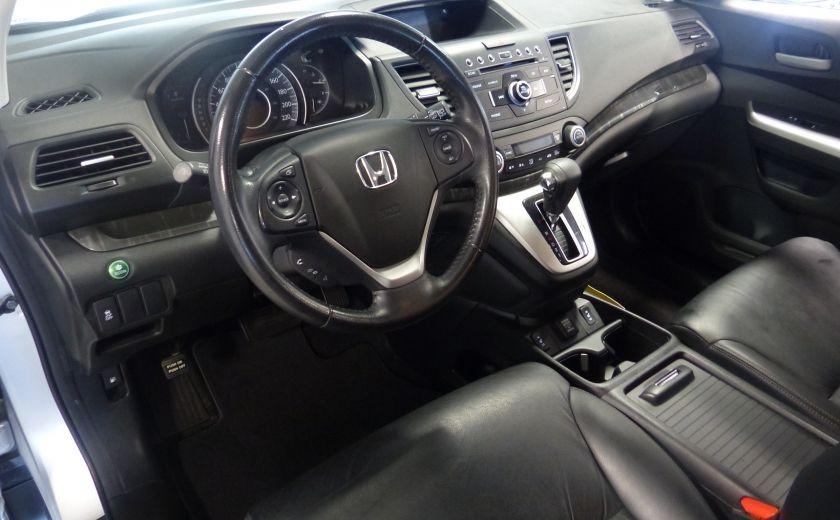 2012 Honda CRV EX-L AWD ( TOIT-CAMERA-CUIR) A/C Gr-Électrique #8