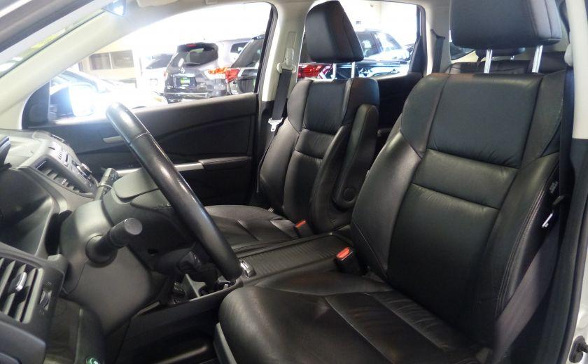 2012 Honda CRV EX-L AWD ( TOIT-CAMERA-CUIR) A/C Gr-Électrique #22