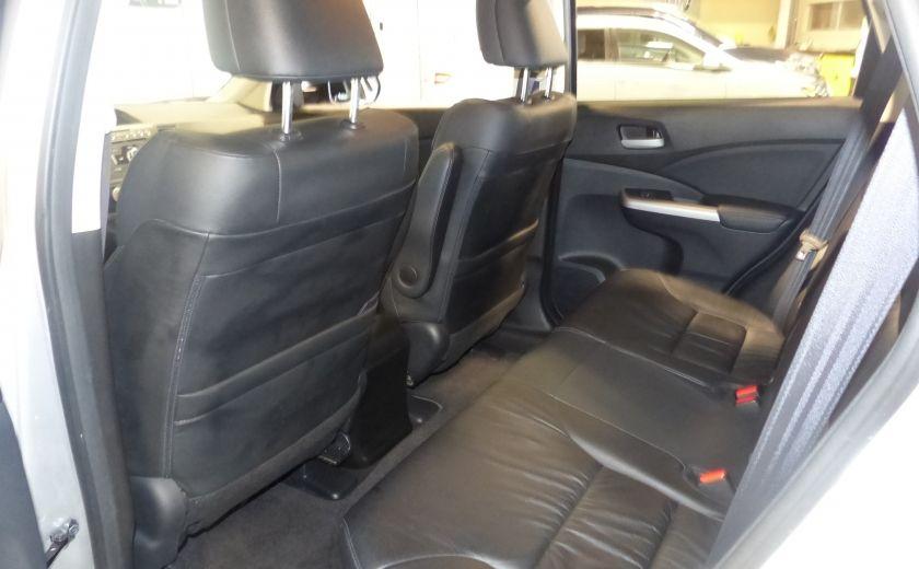 2012 Honda CRV EX-L AWD ( TOIT-CAMERA-CUIR) A/C Gr-Électrique #24