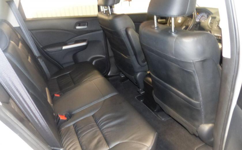 2012 Honda CRV EX-L AWD ( TOIT-CAMERA-CUIR) A/C Gr-Électrique #26