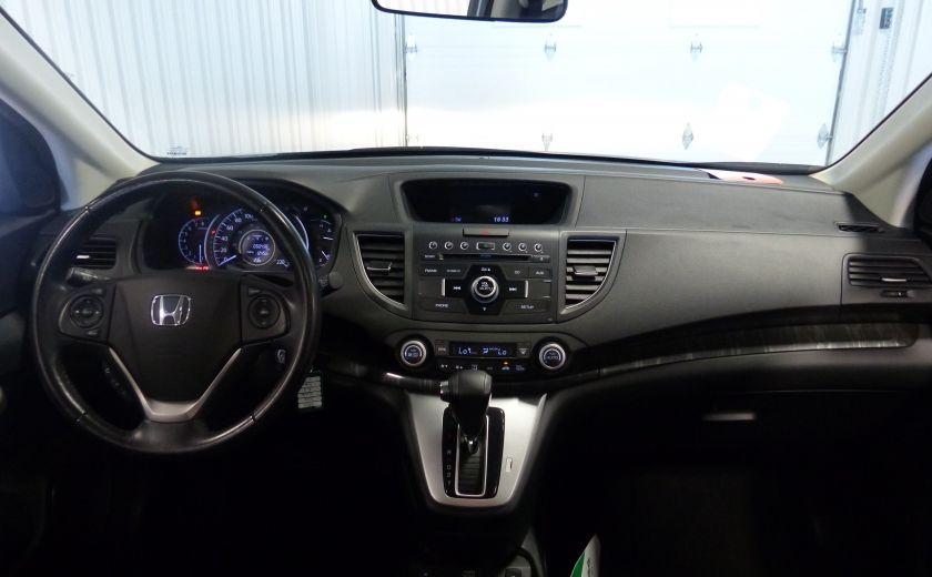 2012 Honda CRV EX-L AWD ( TOIT-CAMERA-CUIR) A/C Gr-Électrique #27