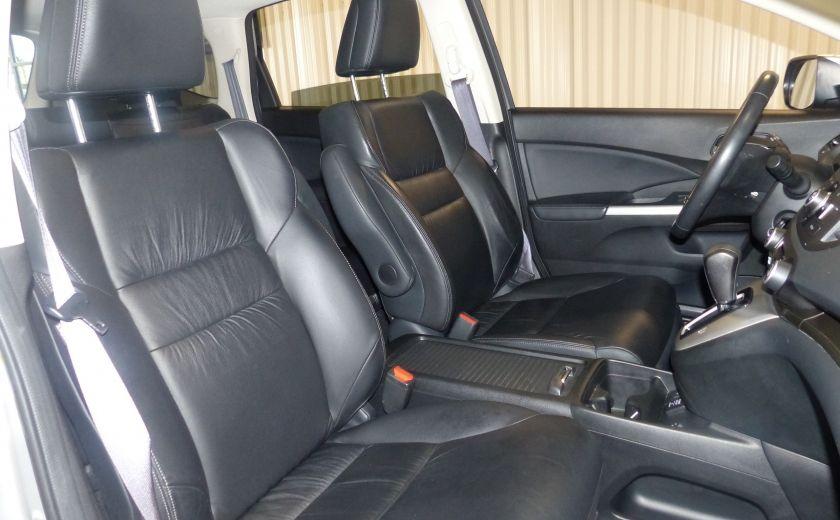 2012 Honda CRV EX-L AWD ( TOIT-CAMERA-CUIR) A/C Gr-Électrique #29