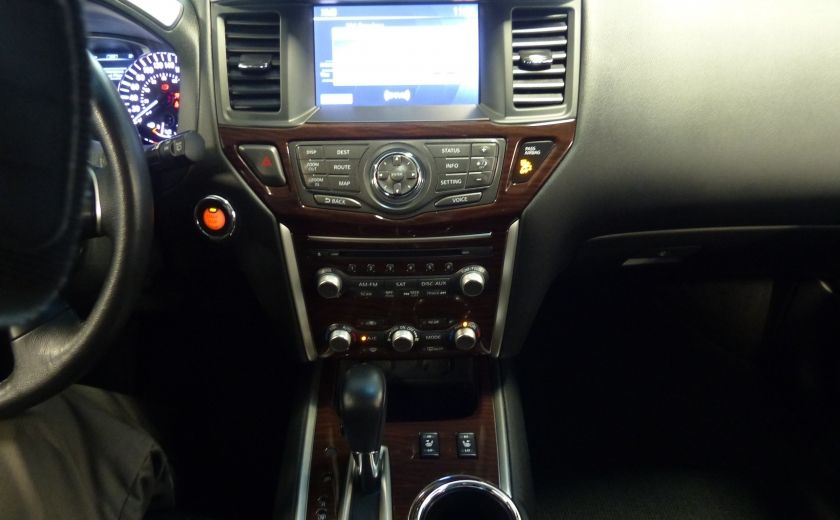 2014 Nissan Pathfinder SL AWD (Cuir-Nav-Mags-Cam) 7 Passagers #11