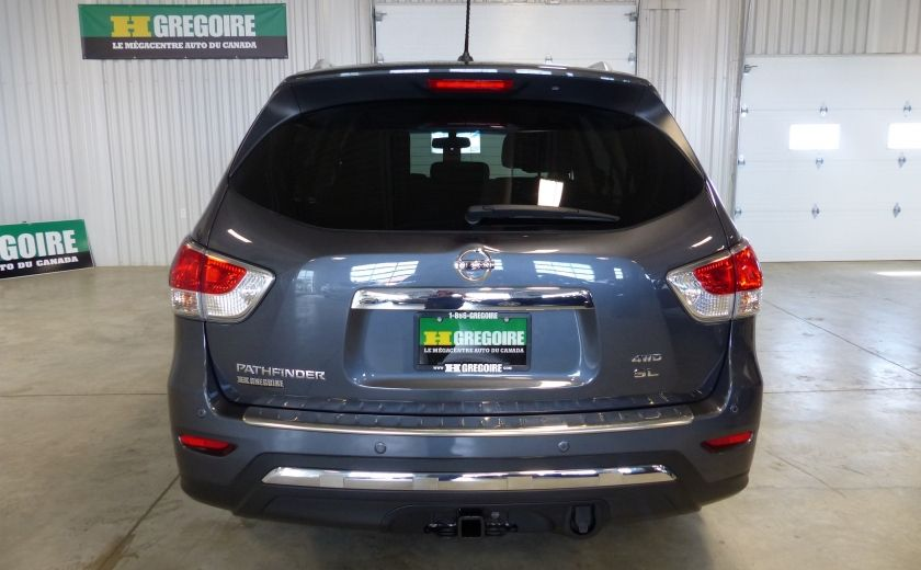 2014 Nissan Pathfinder SL AWD (Cuir-Nav-Mags-Cam) 7 Passagers #5