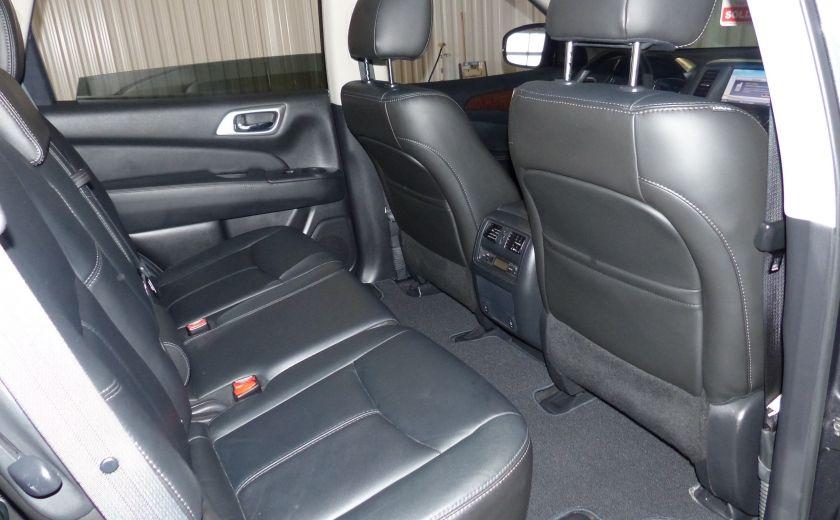 2014 Nissan Pathfinder SL AWD (Cuir-Nav-Mags-Cam) 7 Passagers #29