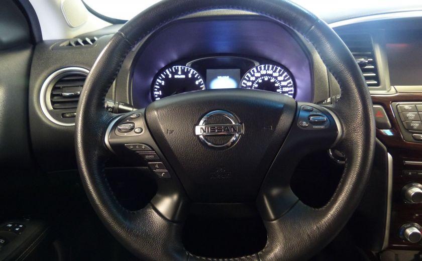 2014 Nissan Pathfinder SL AWD (Cuir-Nav-Mags-Cam) 7 Passagers #9
