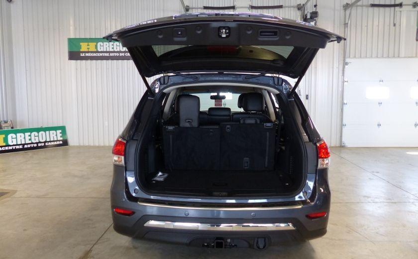 2014 Nissan Pathfinder SL AWD (Cuir-Nav-Mags-Cam) 7 Passagers #26
