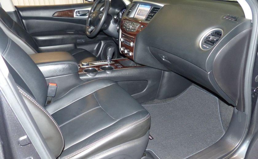 2014 Nissan Pathfinder SL AWD (Cuir-Nav-Mags-Cam) 7 Passagers #32