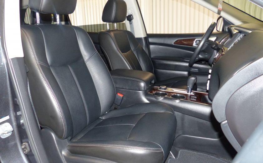 2014 Nissan Pathfinder SL AWD (Cuir-Nav-Mags-Cam) 7 Passagers #33