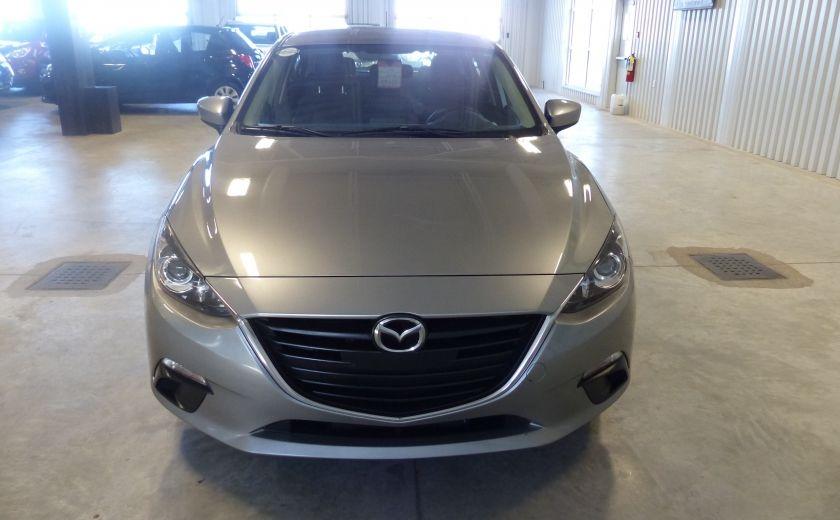 2014 Mazda 3 GX-SKY Hatchback A/C Gr-Électrique #1