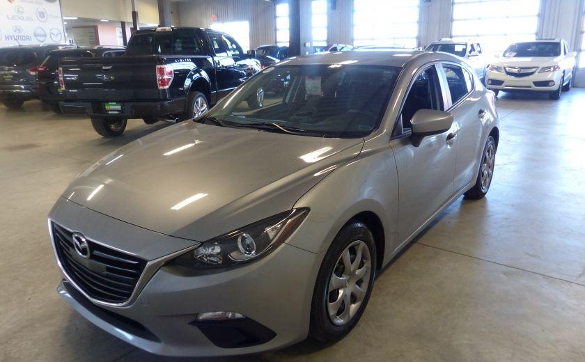2014 Mazda 3 GX-SKY Hatchback A/C Gr-Électrique #2