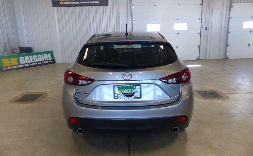 2014 Mazda 3 GX-SKY Hatchback A/C Gr-Électrique #5