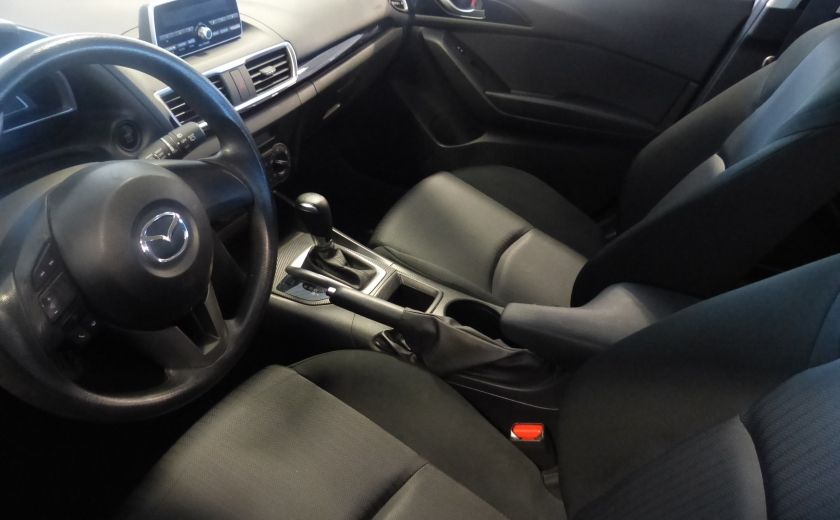 2014 Mazda 3 GX-SKY Hatchback A/C Gr-Électrique #8