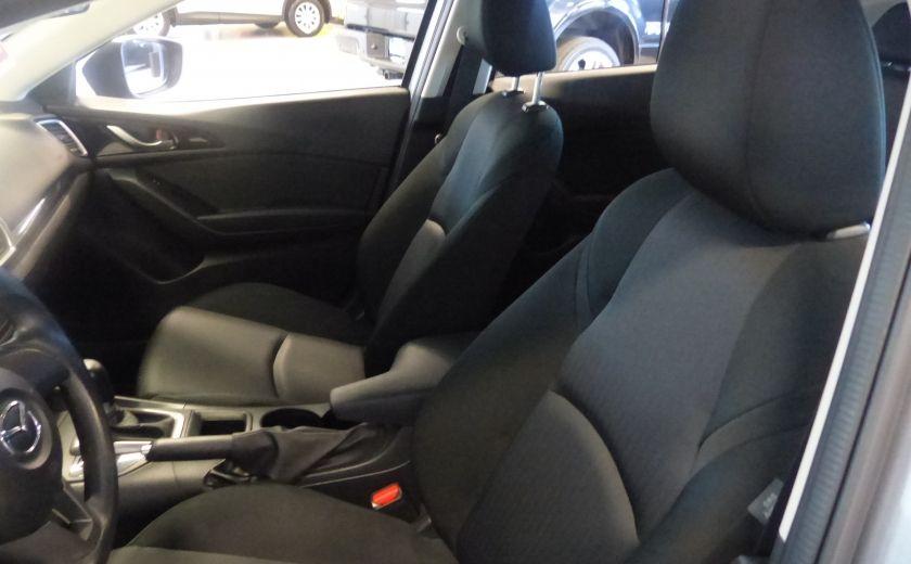 2014 Mazda 3 GX-SKY Hatchback A/C Gr-Électrique #9